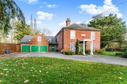 6 Bedrooms Detached House for sale in Ashurst Bridge Road, Ashurst Bridge, Southampton