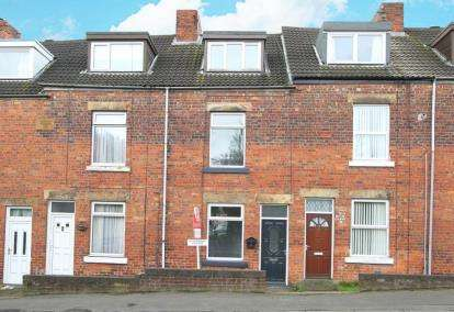 3 Bedrooms Terraced House for sale in Normanton Spring Road, Normanton Springs, Sheffield