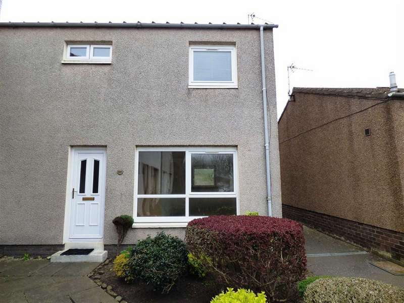 2 Bedrooms Terraced House for sale in Dreelside, Anstruther, Fife