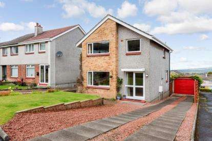 3 Bedrooms Detached House for sale in Rosedale Avenue, Paisley, Renfrewshire
