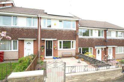 3 Bedrooms Terraced House for sale in Dawlish Close, Livesey, Blackburn, Lancashire, BB2