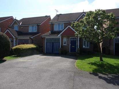 3 Bedrooms Detached House for sale in Fron Heulog, Hawarden, Deeside, Flintshire, CH5