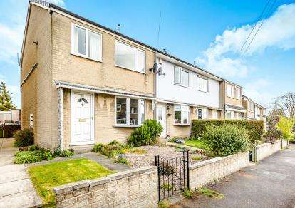3 Bedrooms End Of Terrace House for sale in Bankfield Avenue, Huddersfield, Kirkheaton, Huddersfield