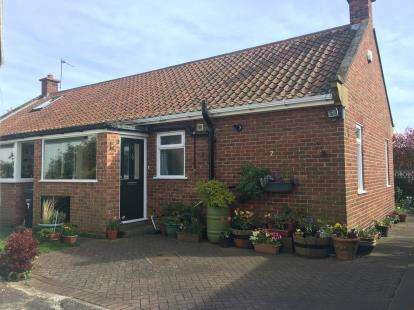 4 Bedrooms Bungalow for sale in West End, Stokesley, North Yorkshire