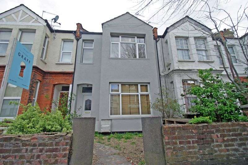 2 Bedrooms Flat for sale in PALMERS GREEN