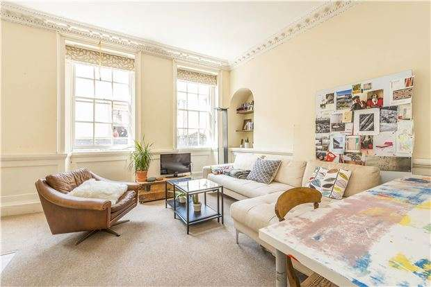1 Bedroom Flat for sale in Broad Street, BATH, Somerset, BA1