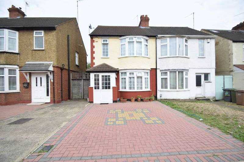 3 Bedrooms Property for sale in Beechwood Road, Luton
