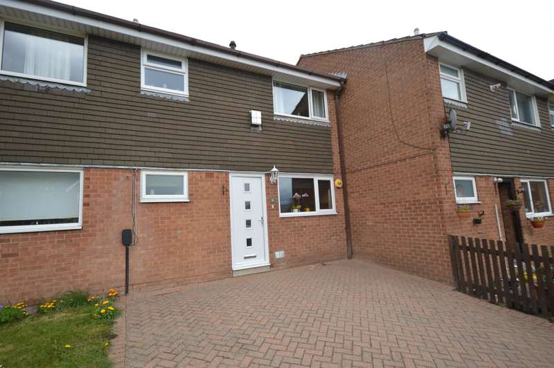 3 Bedrooms Terraced House for sale in Queens Drive, Enderby, Leicester, LE19 2LL