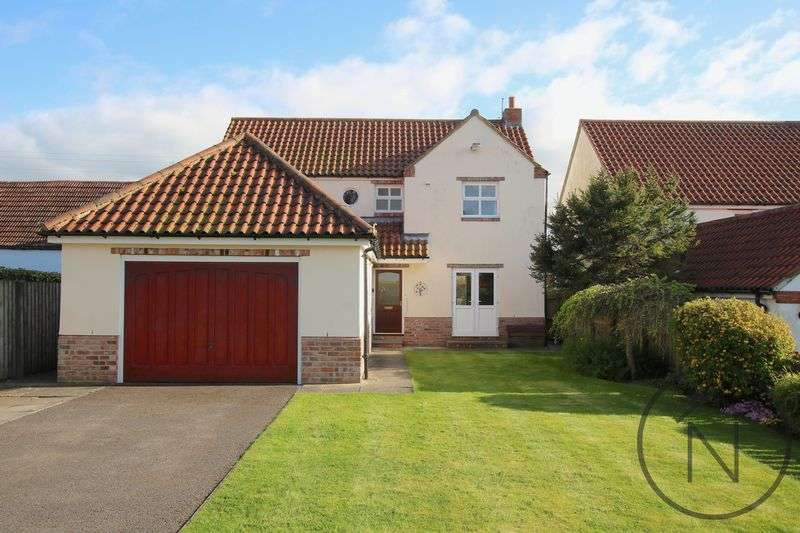 4 Bedrooms Detached House for sale in Low Green, Mordon, Sedgedfield