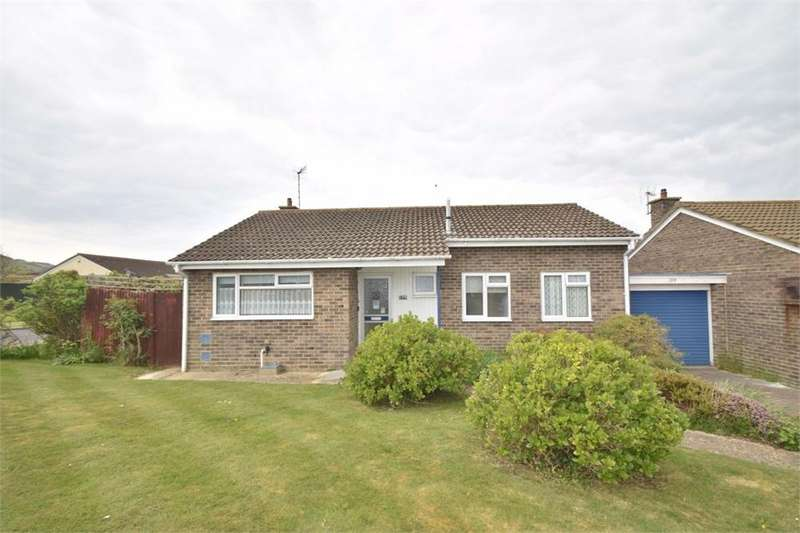 3 Bedrooms Detached Bungalow for sale in Anderida Road, Willingdon, East Sussex