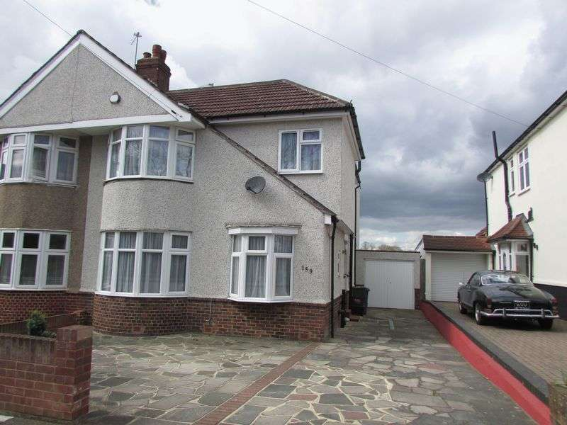 4 Bedrooms Semi Detached House for sale in Hurst Road, Sidcup