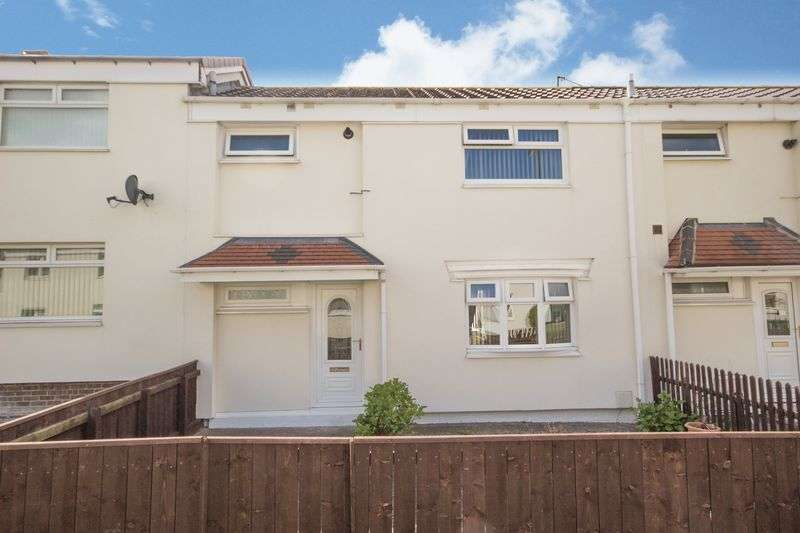 3 Bedrooms Terraced House for sale in Ainsworth Way, Ormesby, Middlesbrough, TS7 9QB