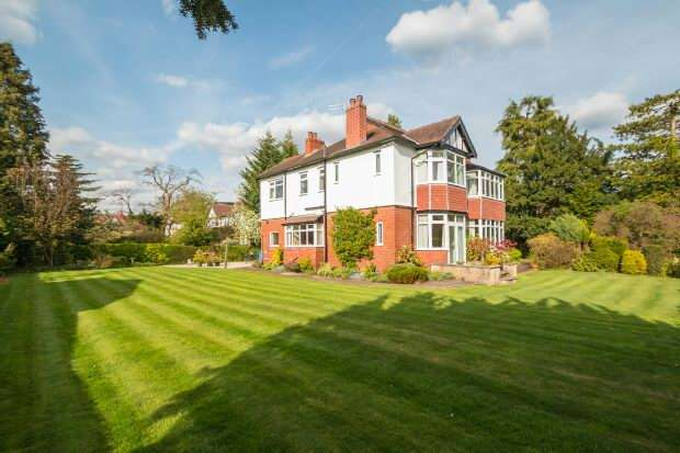 5 Bedrooms Detached House for sale in Bankhall Lane, Hale