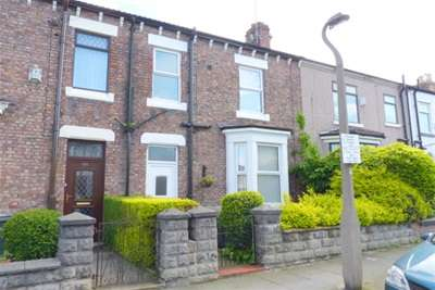 4 Bedrooms Terraced House for rent in Temple Road, Prenton