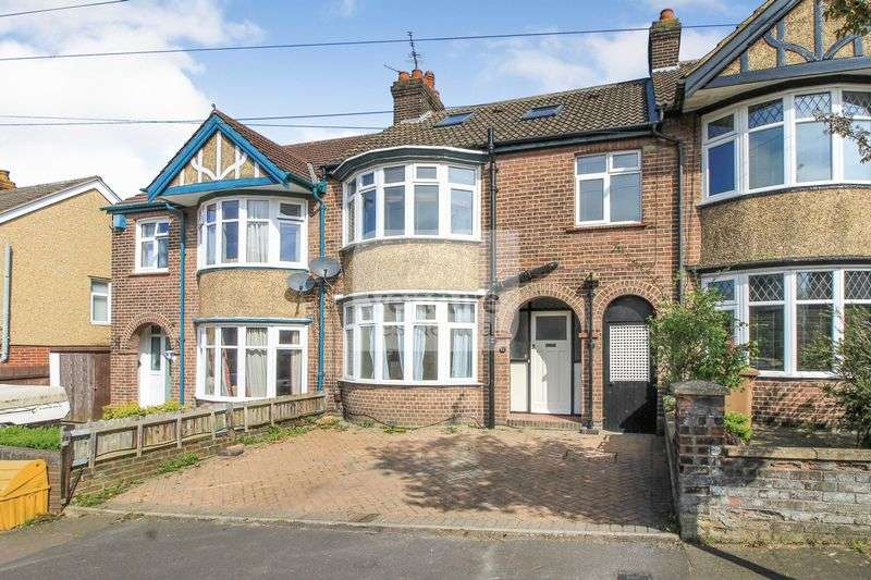 4 Bedrooms Terraced House for sale in Woodbury Hill, Luton