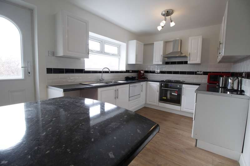 3 Bedrooms Semi Detached House for sale in Norman Street, Rotherham, South Yorkshire, S63