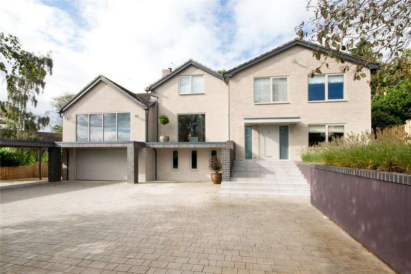 5 Bedrooms Detached House for sale in Ashley Road, Battledown, Cheltenham, Gloucestershire, GL52