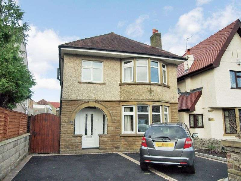 3 Bedrooms Detached House for sale in Stuart Avenue, Bare, Morecambe