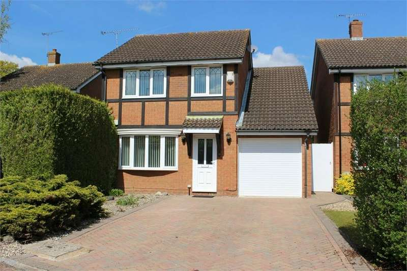 4 Bedrooms Detached House for sale in Jacob Close, Binfield, Berkshire