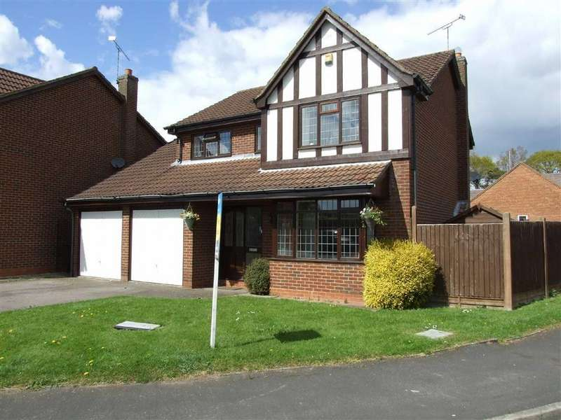 4 Bedrooms Detached House for sale in The Paddocks, Bulkington