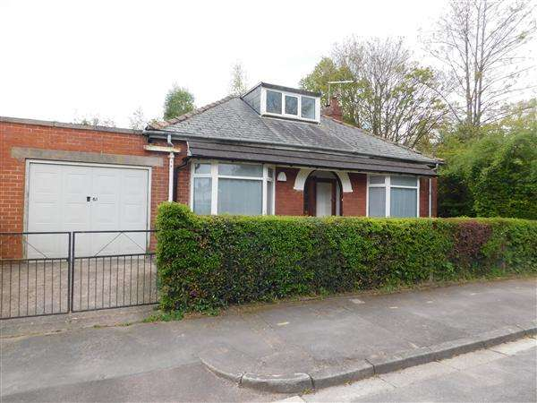 2 Bedrooms Bungalow for sale in Hawthorn Road, Gatley, Cheshire