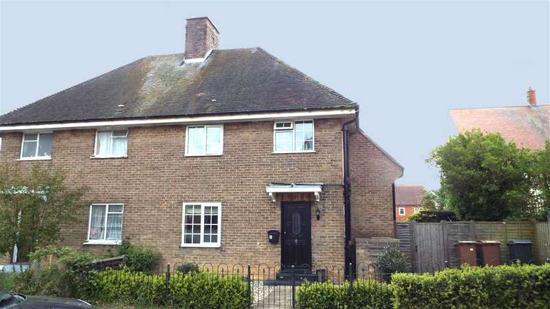 3 Bedrooms Semi Detached House for sale in Woodhouse Lane, Chelmsford