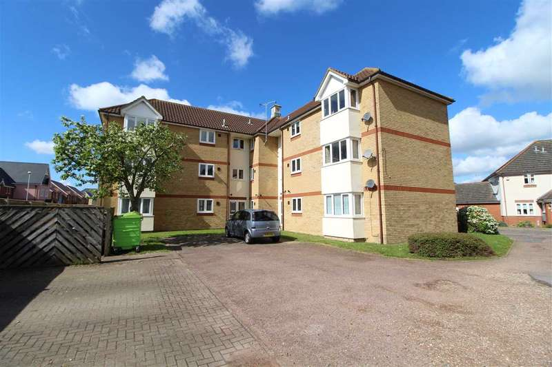 1 Bedroom Apartment Flat for sale in Carraways, Witham
