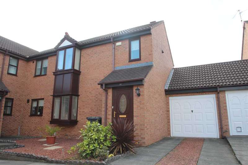 3 Bedrooms Semi Detached House for sale in Ashton Rise, Chester Le Street