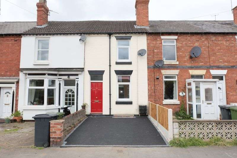 2 Bedrooms Terraced House for sale in Warwick Street, Stourport-On-Severn DY13 8JB