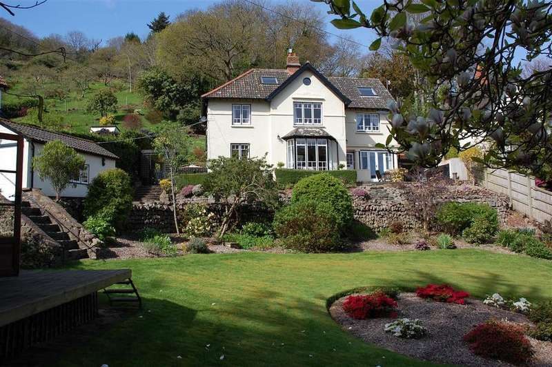 6 Bedrooms Detached House for sale in Redway, Porlock TA24