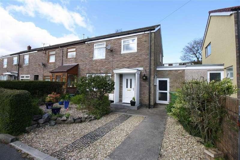 3 Bedrooms End Of Terrace House for sale in Llwyn Onn, Penderyn, Aberdare
