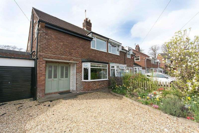 3 Bedrooms Semi Detached House for sale in Camphill Road, Liverpool