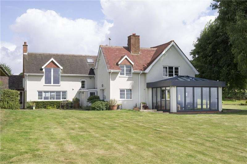 5 Bedrooms Detached House for sale in Walton Hill, Clent, DY9