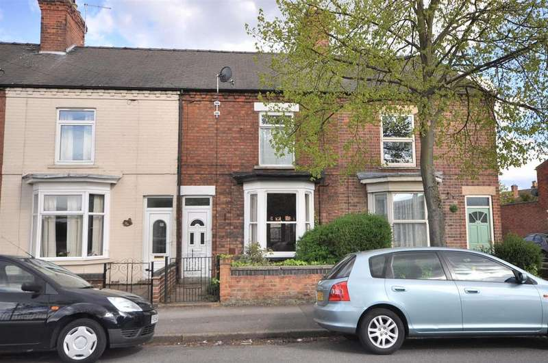 2 Bedrooms Terraced House for sale in Bowbridge Road, Newark