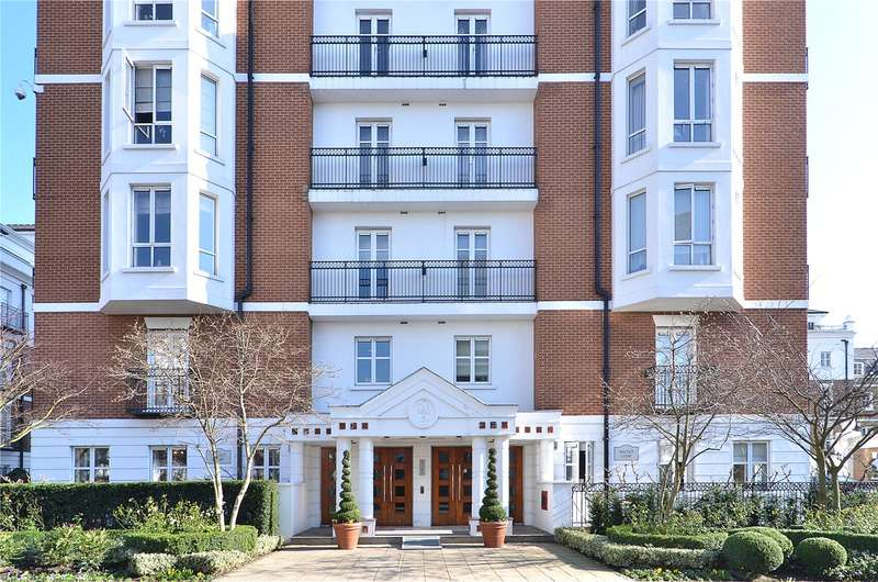 2 Bedrooms Flat for sale in Walnut Court, St. Marys Gate, London, W8