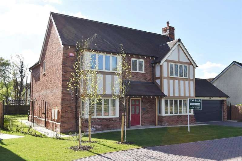 4 Bedrooms Detached House for sale in Hillside, Hill Farm Lane