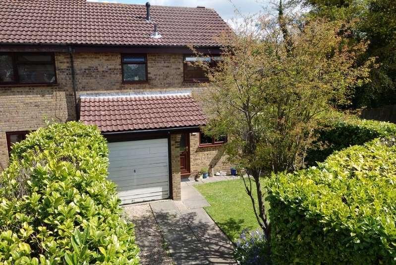 3 Bedrooms Semi Detached House for sale in Brecon Close, Dibden Purlieu