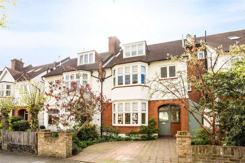 4 Bedrooms Terraced House for sale in Magdalen Road, London, SW18