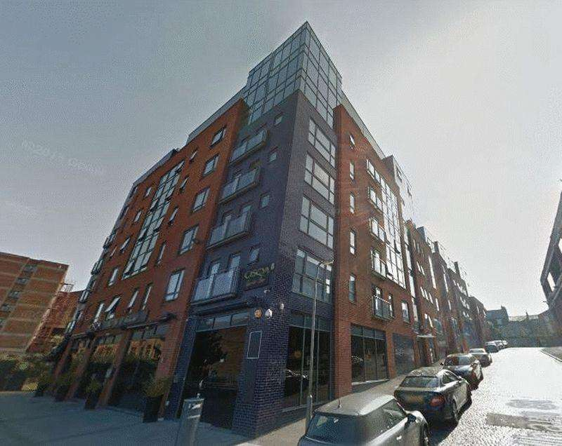 Parking Garage / Parking for sale in Parking spaces 5-10, 9-11 Oldham Street, Liverpool
