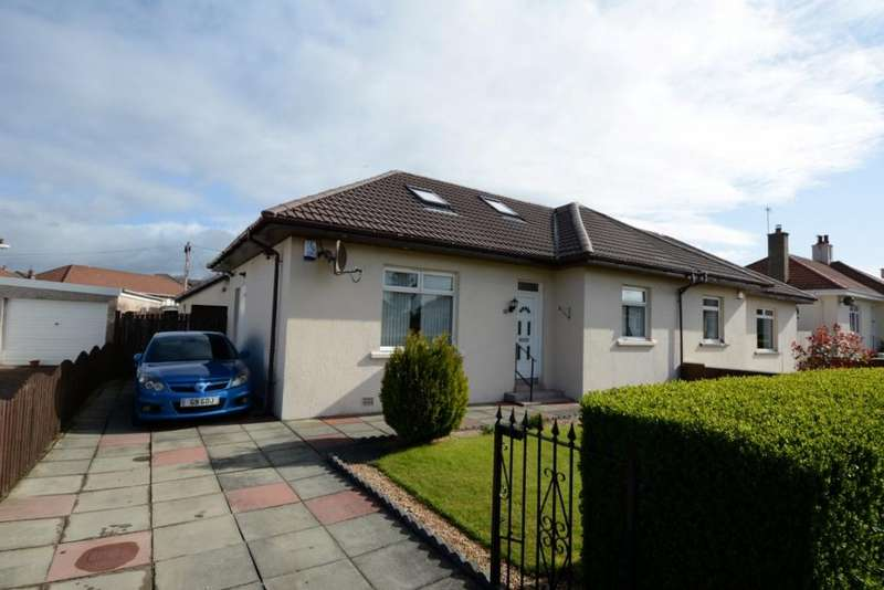 4 Bedrooms Semi Detached House for sale in 19 McKillop Place, Saltcoats, KA21 6AZ