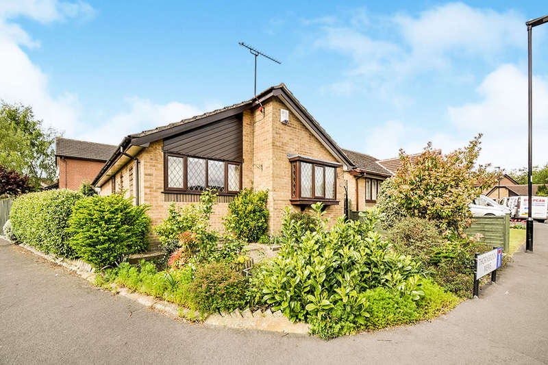 2 Bedrooms Detached Bungalow for sale in Thornbrook Gardens, Chapeltown, Sheffield, S35