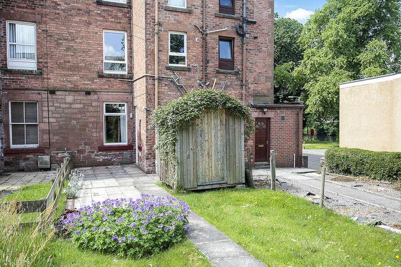 2 Bedrooms Flat for sale in Nith Avenue, Dumfries, DG1