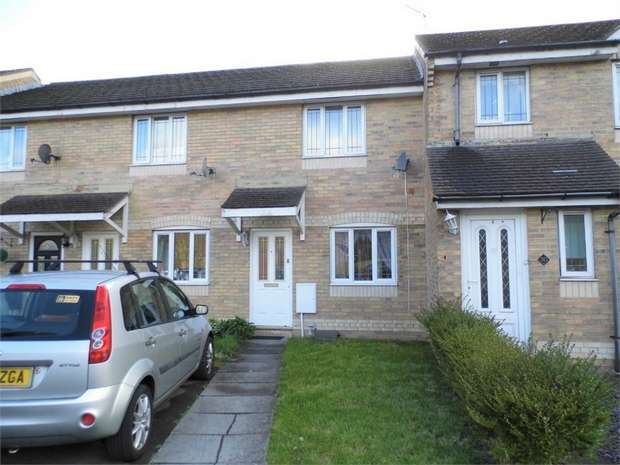 2 Bedrooms Terraced House for sale in Gerddi Quarella, Bridgend, Bridgend, Mid Glamorgan