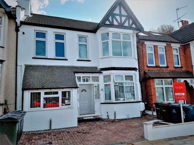 1 Bedroom Flat for sale in Butler Avenue, Harrow, Middlsex