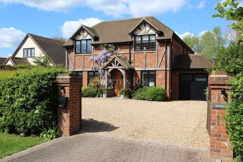 4 Bedrooms Detached House for sale in Maidens Green, Windsor