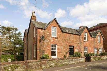 3 Bedrooms Semi Detached House for sale in Skelmorlie Castle Road, Skelmorlie