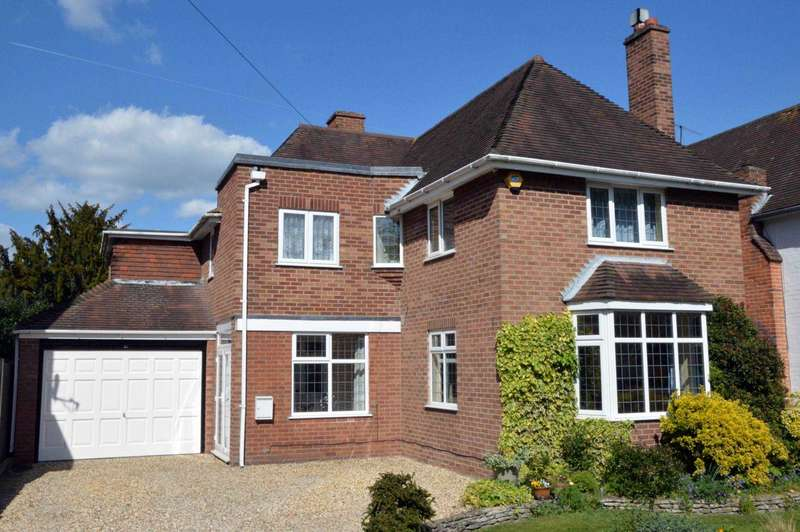 4 Bedrooms Detached House for sale in Betchworth Avenue, Earley