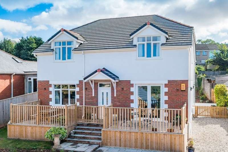 4 Bedrooms Detached House for sale in Newton Road, Kingskerswell