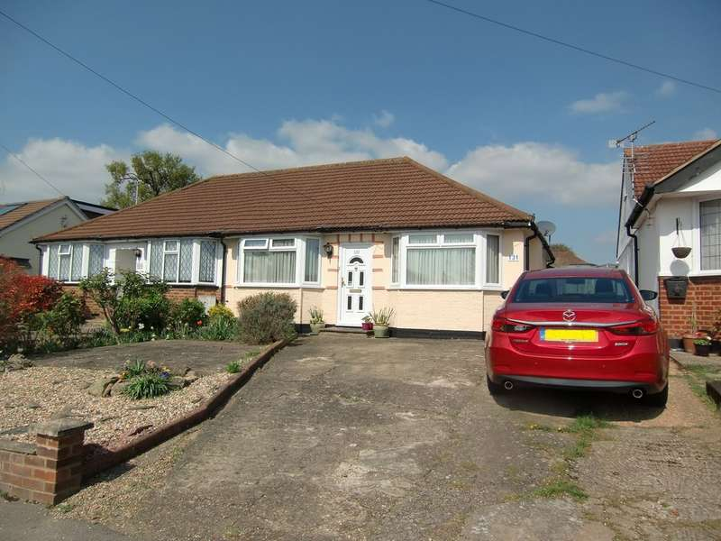 2 Bedrooms Semi Detached Bungalow for sale in Carpenders Avenue, Watford