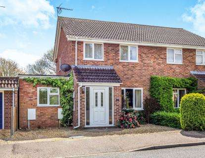 3 Bedrooms Semi Detached House for sale in Salhouse, Norwich, Norfolk